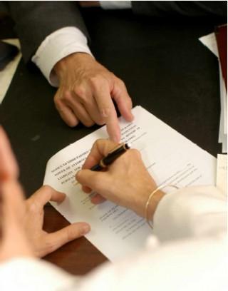 Составление и регистрация договора купли-продажи недвижимости